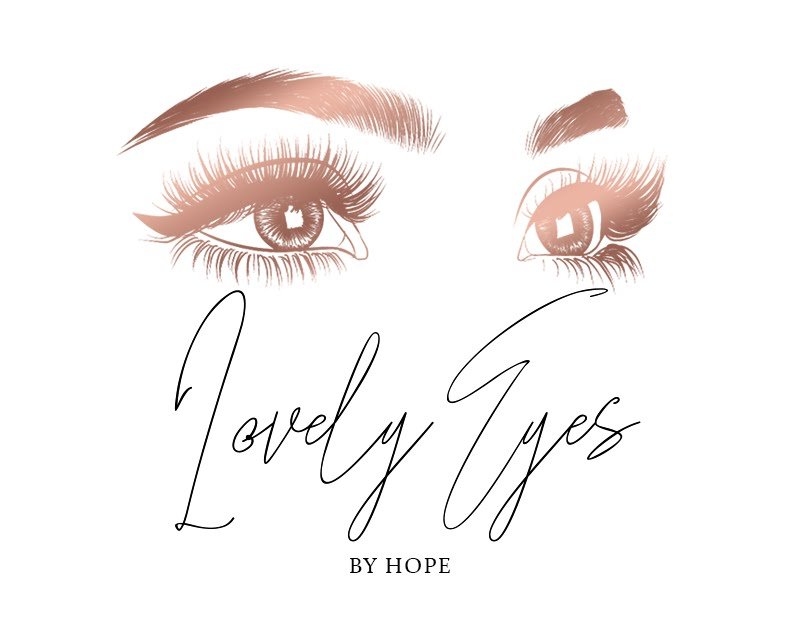 Lovely Eyes By Hope